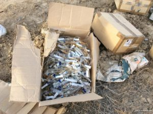 Утилизация медицинских отходов