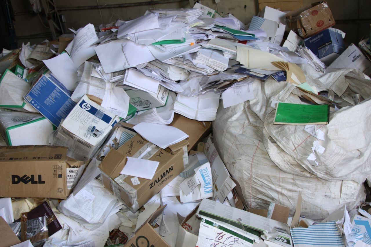 Омский Бумажный Завод - производство бумаги