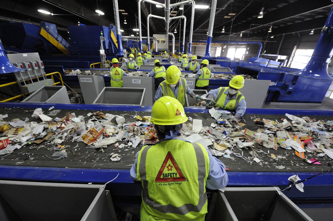 Переработка отходов. Что это такое?