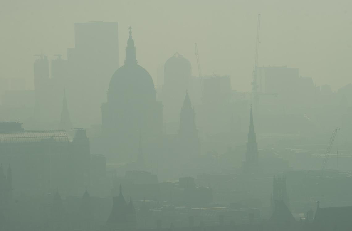 Негативные воздействия смога