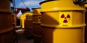 Где и когда образуются радиоактивные отходы?