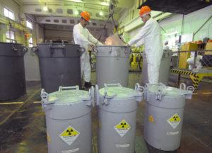 Способы утилизации радиоактивных отходов. Синрок и инкапсуляция