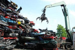 Переработка автомобилей