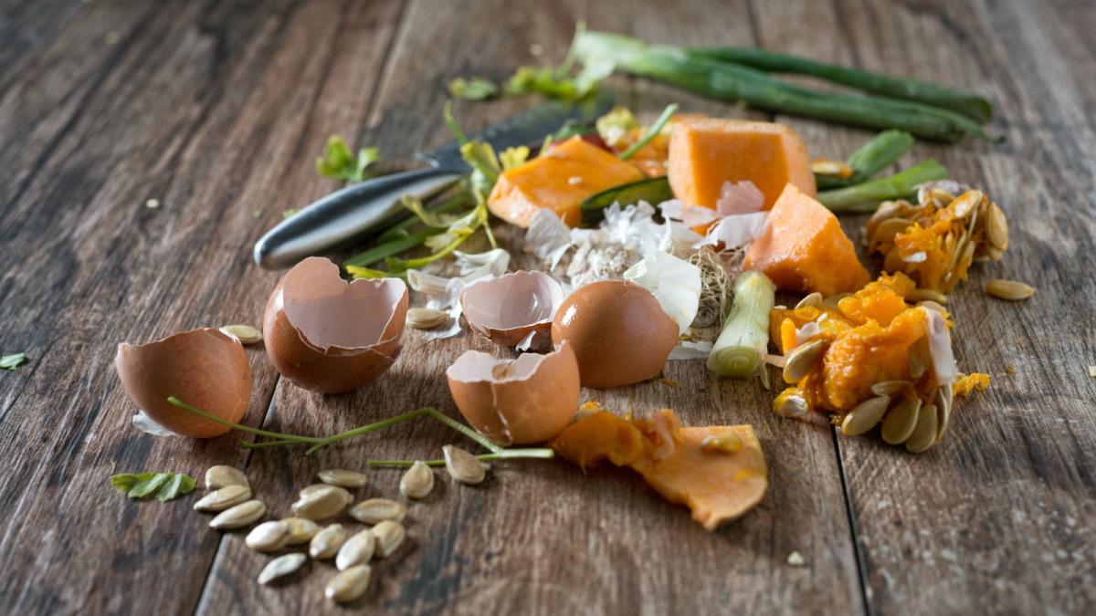 Пищевые отходы: факты и откуда они берутся