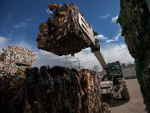 Уничтожение отходов - нам пора спасать нашу планету