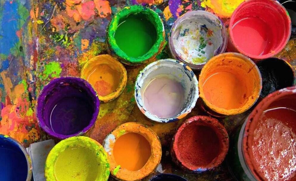 Переработка краски: виды краски, способы утилизации, процесс