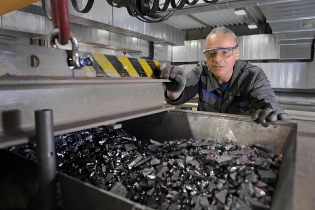 Переработка аккумуляторов - технология и этапы переработки