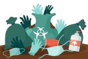 Утилизация химически опасных отходов