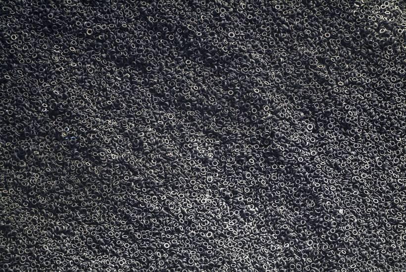 Утилизация шин и их переработка