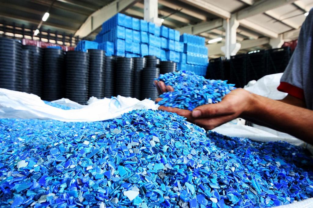 Переработка пластика – процесс, этапы